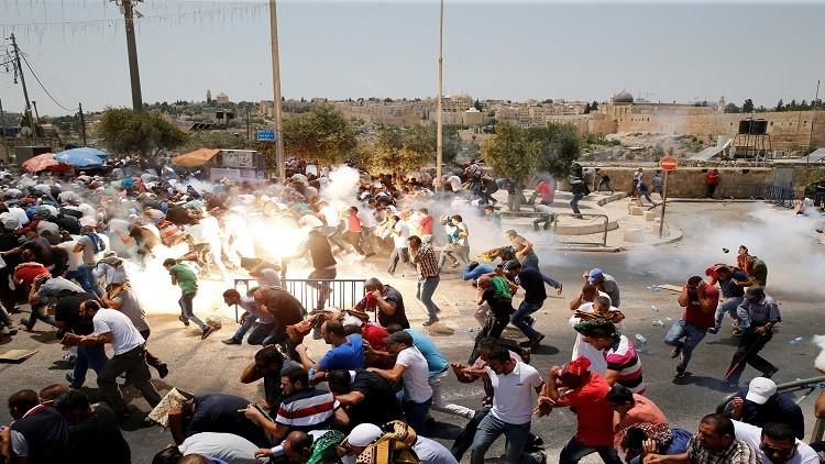 الاتحاد الأوروبي يحث الأردن وإسرائيل على إيجاد حلول لمواجهات القدس