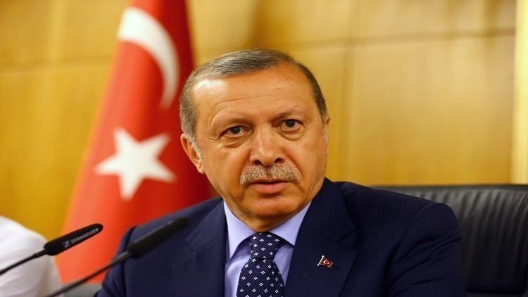 أردوغان في السعودية لبحث الأزمة القطرية
