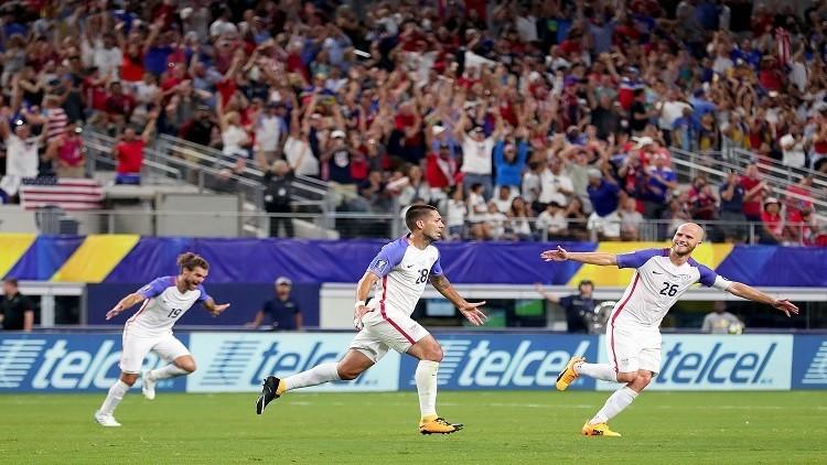 الولايات المتحدة تتأهل إلى نهائي بطولة الكأس الذهبية