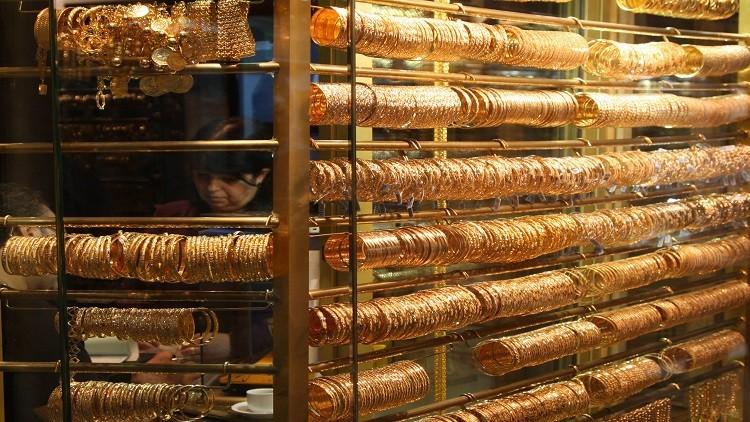 دمشق تفرض غرامة على المتلاعبين بسوق الذهب