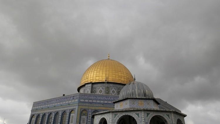 البابا يصلي من أجل المصالحة في القدس