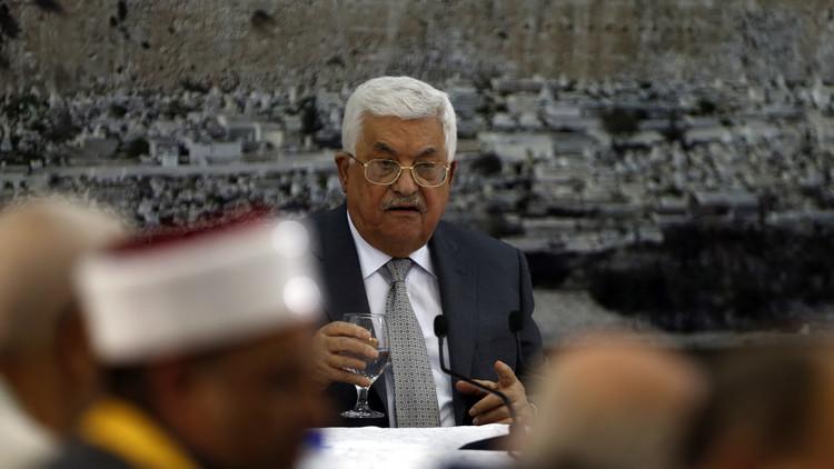 عباس يؤكد وقف التنسيق الأمني مع إسرائيل