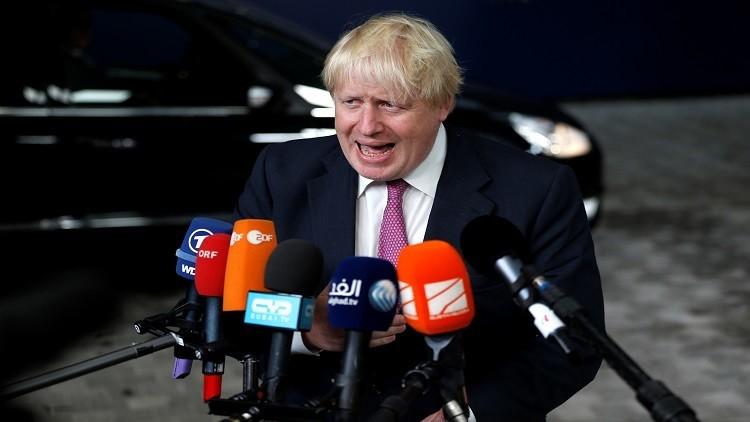لندن ترحب بتعهدات أمير قطر