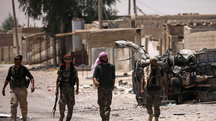 واشنطن: أي حل في سوريا سيراعي أمن تركيا