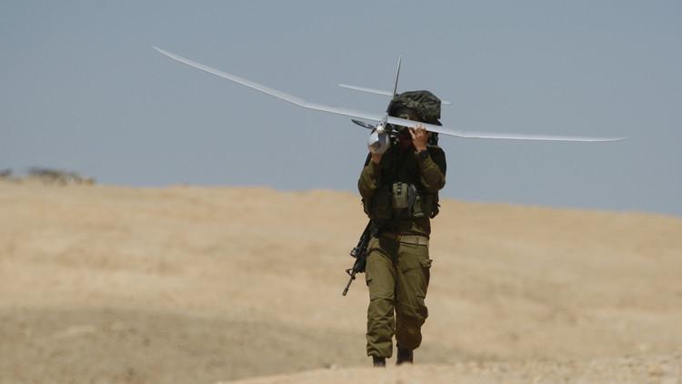 تحطم طائرة إسرائيلية في الضفة الغربية