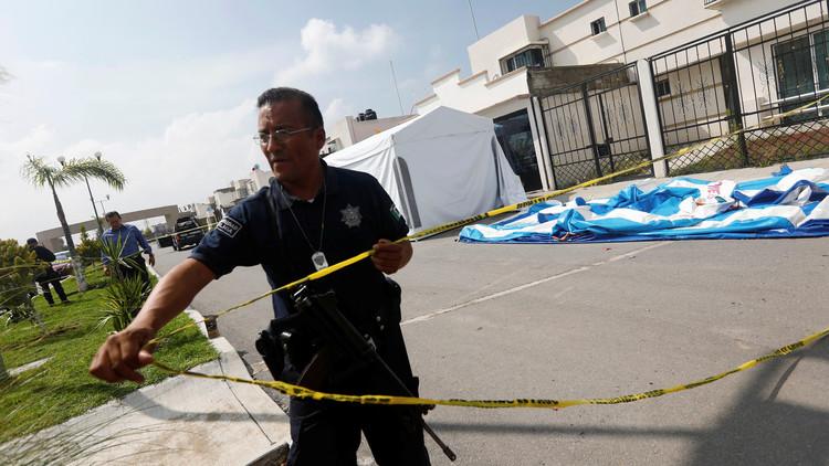 تصاعد حدة العنف في العاصمة المكسيكية