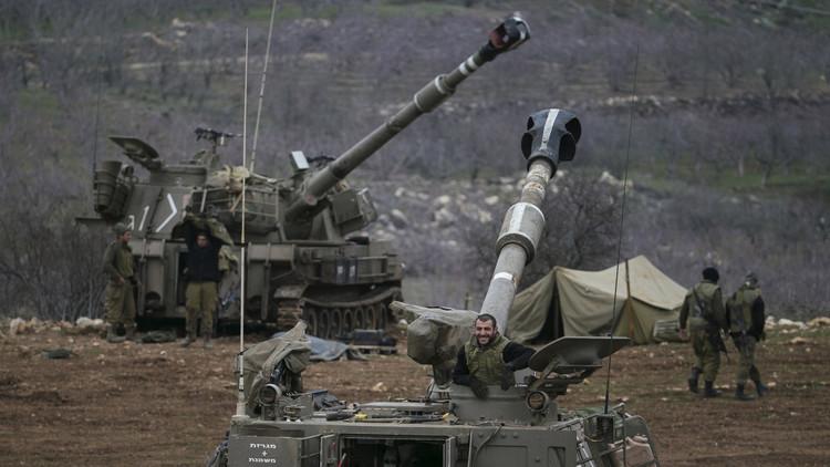 الجيش الإسرائيلي يقصف قطاع غزة