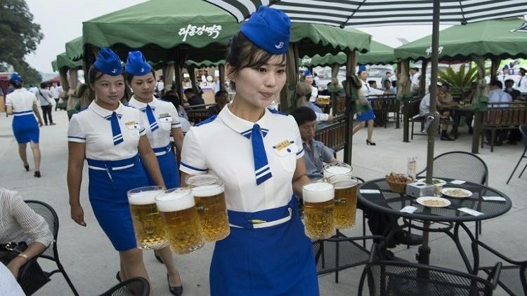 لا مهرجان للبيرة في بيونغ يانغ هذا العام