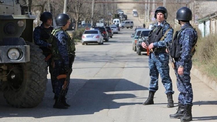 القبض على شخصين في داغستان للاشتباه بخطفهما وزيرا