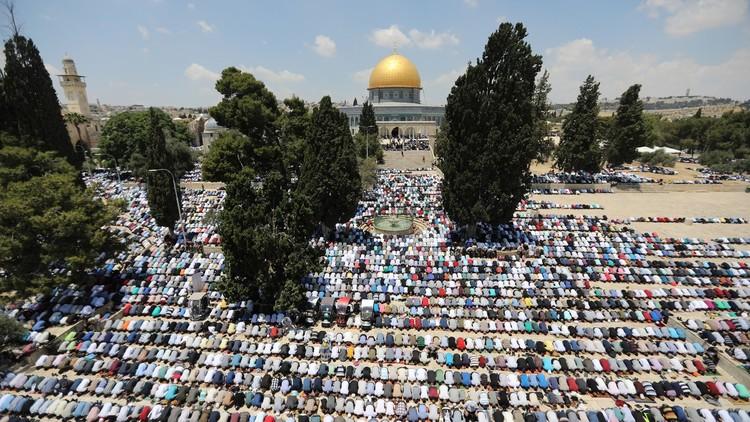 مبعوث ترامب يصل إسرائيل في محاولة لتهدئة التوتر في القدس