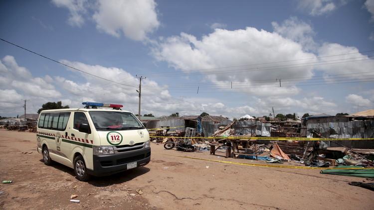 3 قتلى بتفجير انتحاري داخل مخيم للنازحين في نيجيريا