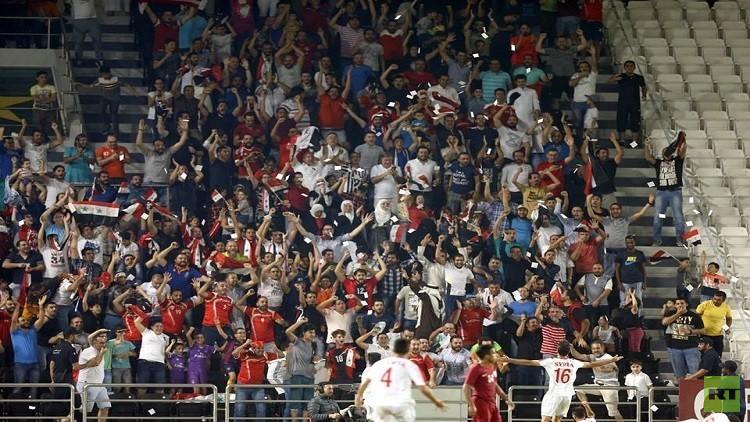 كرة القدم تصنع المعجزات في سوريا