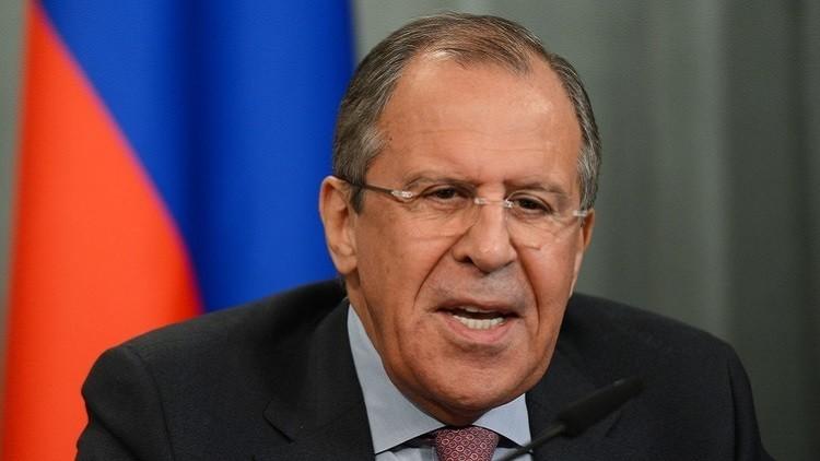 لافروف: روسيا مستعدة للمساعدة في حل الأزمة القطرية