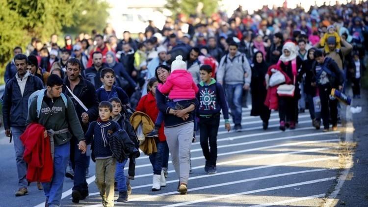 10 دول تتفق على تعاون أكبر في مجال الهجرة