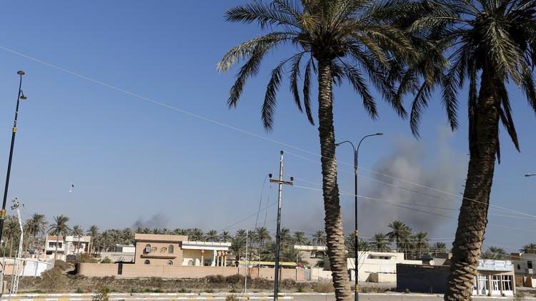 الداخلية العراقية: قتلى وجرحى بتفجير استهدف مقهى في الرمادي