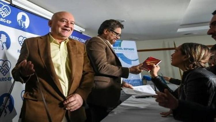 متمردو كولومبيا يؤسسون حزبا سياسيا