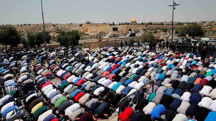 الأوقاف الإسلامية: لا دخول للأقصى قبل عودة الوضع إلى ما قبل 14 الجاري