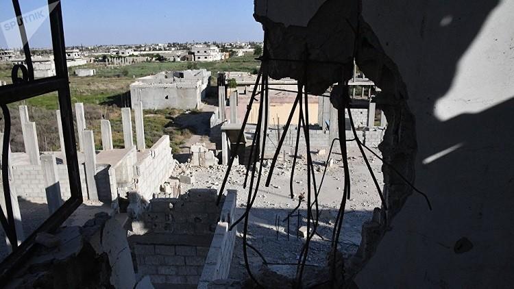 الدفاع الروسية تنفي أنباء القصف الجوي على غوطة دمشق الشرقية