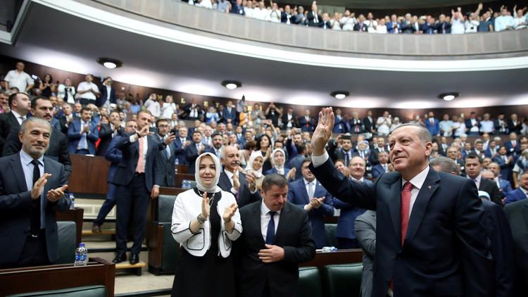 أردوغان يصف جولته الخليجية بـ
