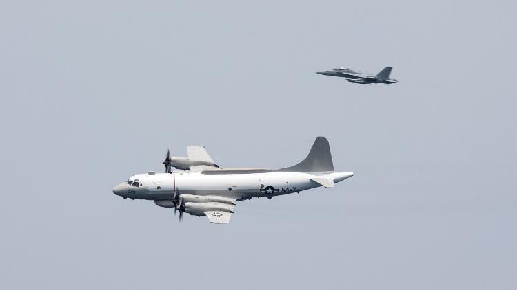 بكين: اعتراضنا لطائرة استطلاع أمريكية قانوني وضروري