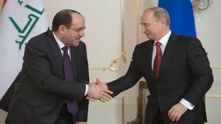 هل ستنضم بغداد إلى محور موسكو-طهران-دمشق؟