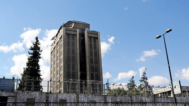 مجلس الأمن يرفض إدانة قصف السفارة الروسية في دمشق