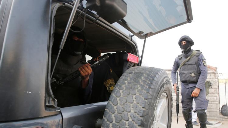 الأمن المصري يقضي على 4 مسلحين في مدينة السادس من أكتوبر