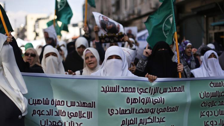 الإخوان المسلمون في الأردن قلقون من مسلسل