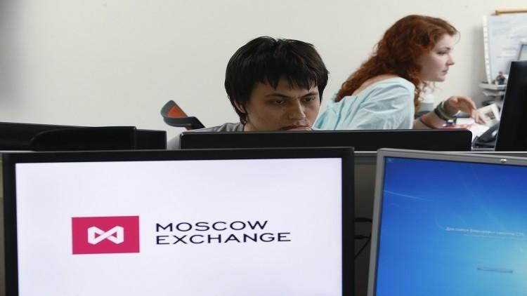 بورصة موسكو تصعد متجاهلة العقوبات الأمريكية