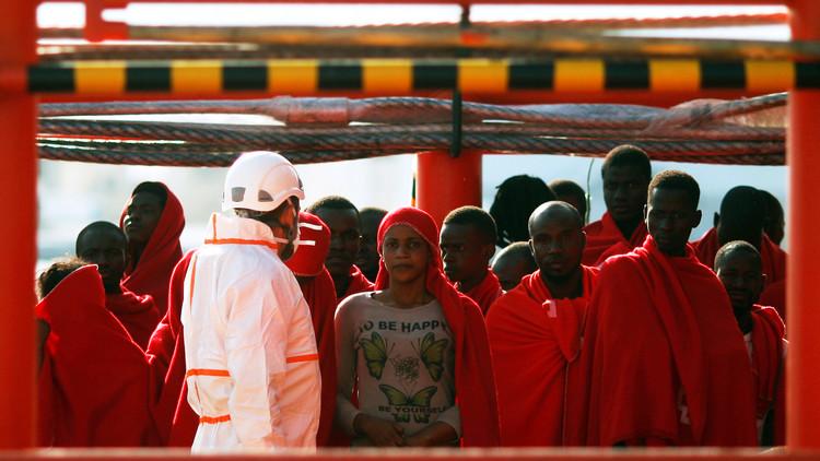 الاتحاد الأوروبي ينوي معاقبة بعض دول أوروبا الشرقية بسبب التعامل مع المهاجرين