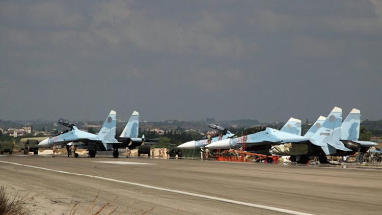 بوتين يوقع اتفاقية نشر المجموعات الجوية الروسية في سوريا