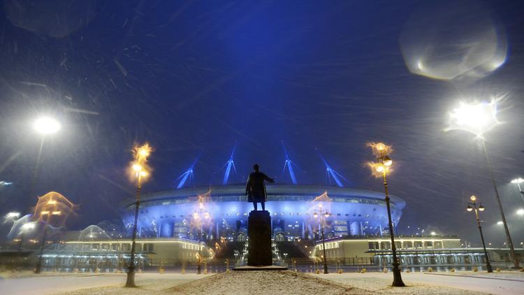 جوليانو: روسيا مستعدة لكأس العالم أفضل من البرازيل في عام 2014