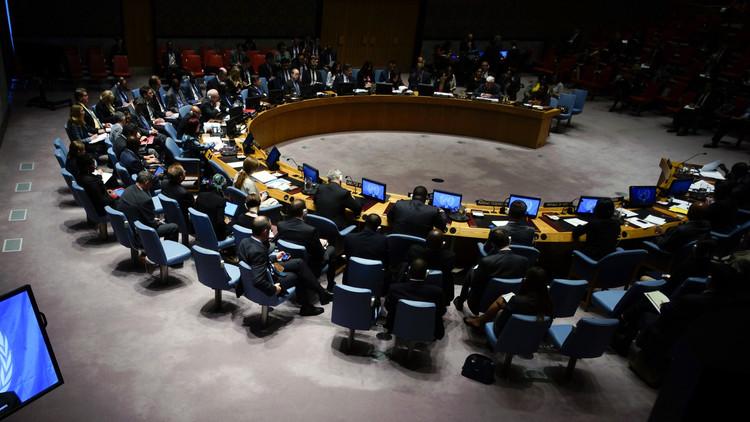 مطالبة مجلس الأمن بضمان إيصال المساعدات في سوريا
