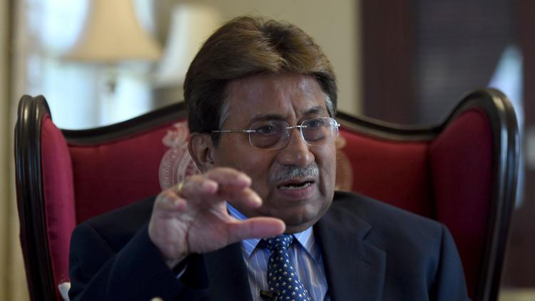 برويز مشرف: كدنا أن نوجه ضربة نووية إلى الهند عام 2001!