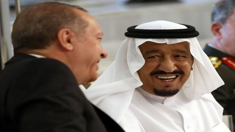 أردوغان يعود من الخليج بخفي حنين