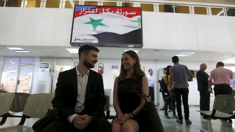 دمشق تعيد تأهيل مطار باسل الأسد الدولي ليستقبل طائرات ضخمة