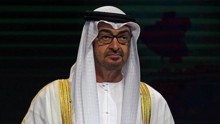 محمد بن زايد : نقدر عاليا جهود الملك سلمان بشأن المسجد الأقصى