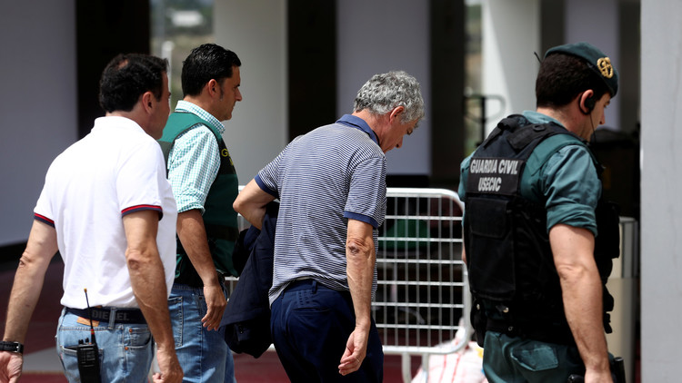 استقالة رئيس الاتحاد الإسباني الموقوف من الـ (يويفا)