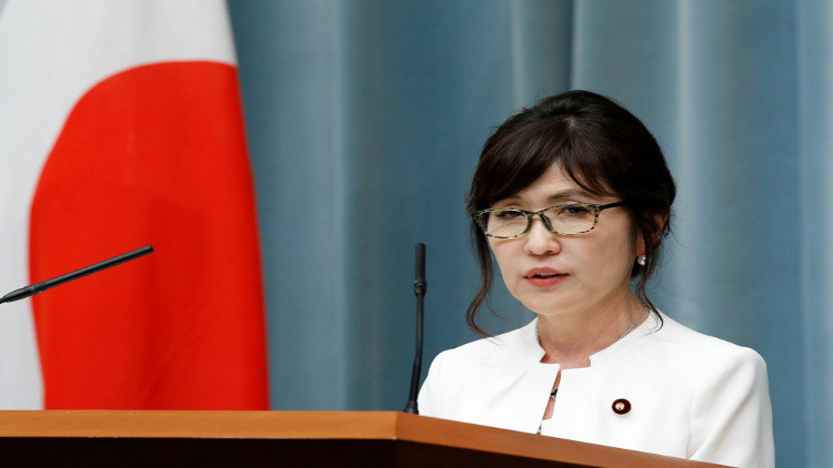 استقالة وزيرة الدفاع اليابانية بسبب إخفاء تقارير عسكرية