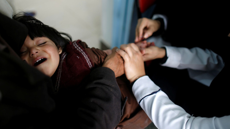 الإمارات تكافح الكوليرا في اليمن بـ 10 ملايين دولار