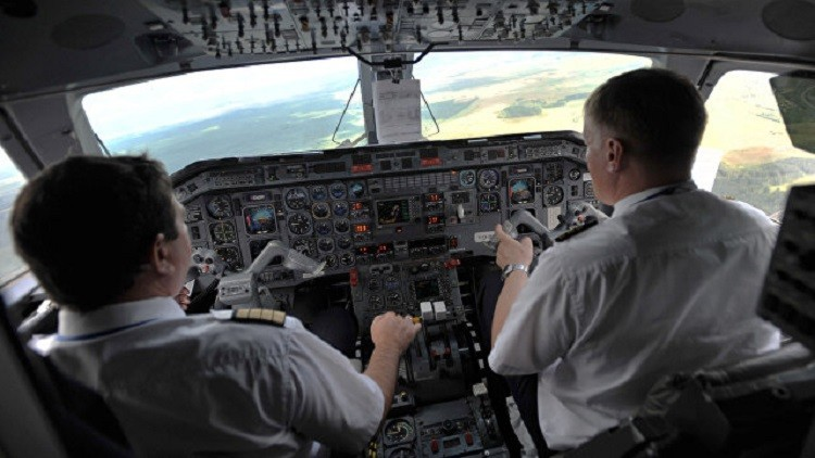 روسيا ترفد شركات الطيران العالمية بالطيارين