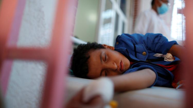 اليونيسيف: 80% من أطفال اليمن بحاجة ماسة إلى المساعدة