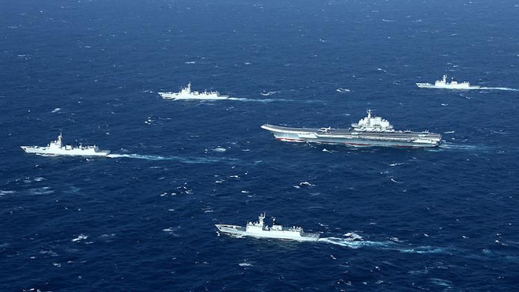 بعد أول تدريبات روسية صينية بالمياه الأوروبية .. بكين تجري تدريبات واسعة في البحر الأصفر