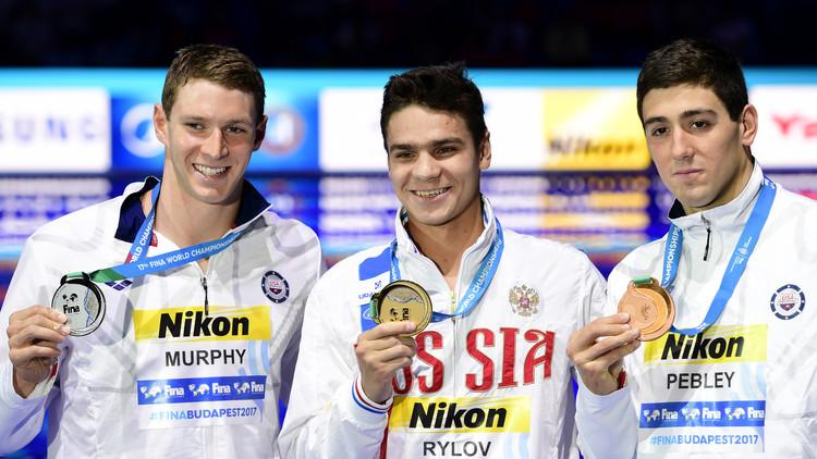 السباح الروسي ريلوف بطلا للعالم لسباق 200 م