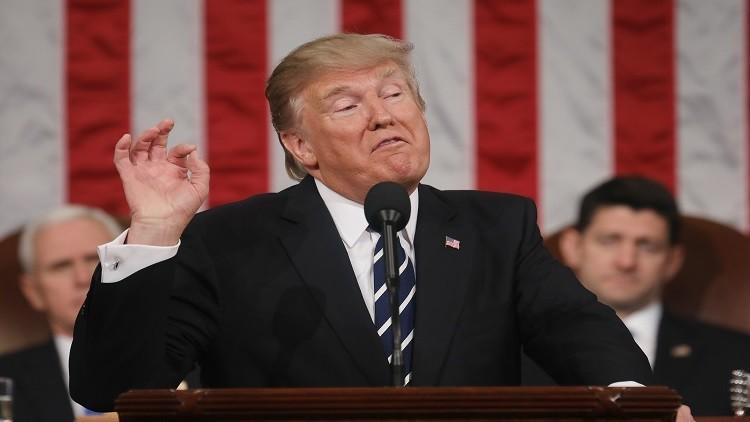 ترامب يؤيد تشديد العقوبات ضد روسيا ويعتزم توقيعها!