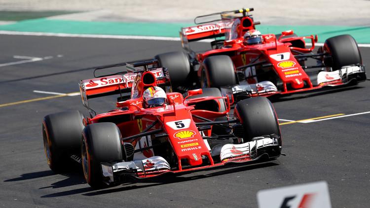 فيتل أول المنطلقين في سباق هنغاريا للفورمولا-1