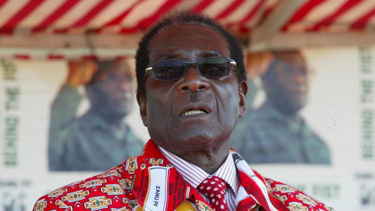 موغابي: أنا لا أحتضر