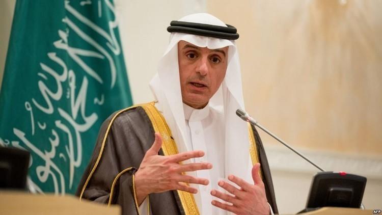 الجبير: قطر تعلن الحرب ضد السعودية ونحتفظ بحق الرد