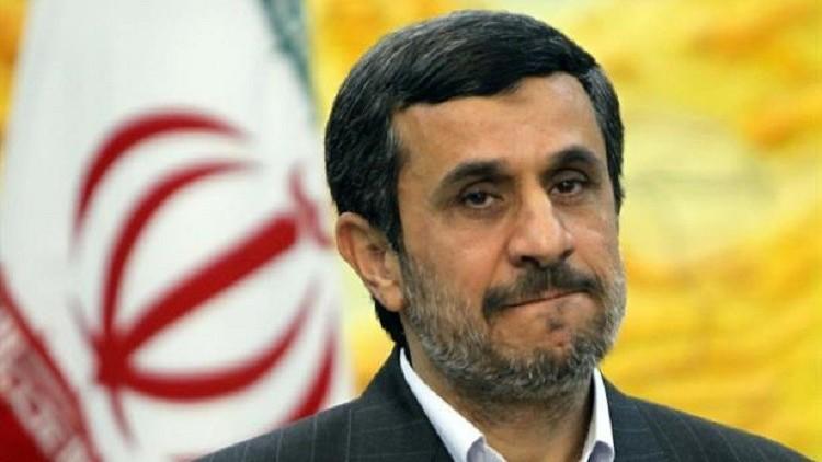 أحمدي نجاد في قفص الاتهام