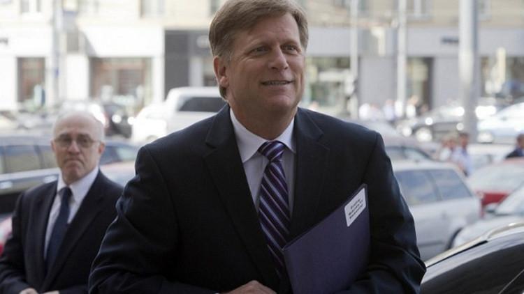 سفير أمريكي سابق يحذر من عواقب تقليص دبلوماسيي بلاده في روسيا